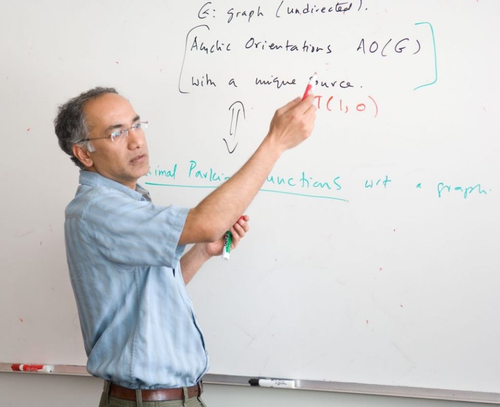 Prasad Tetali Teaching