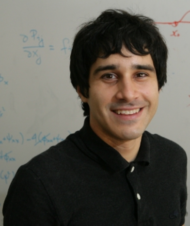 UCLA Professor of Mathematics Joseph M. Teran