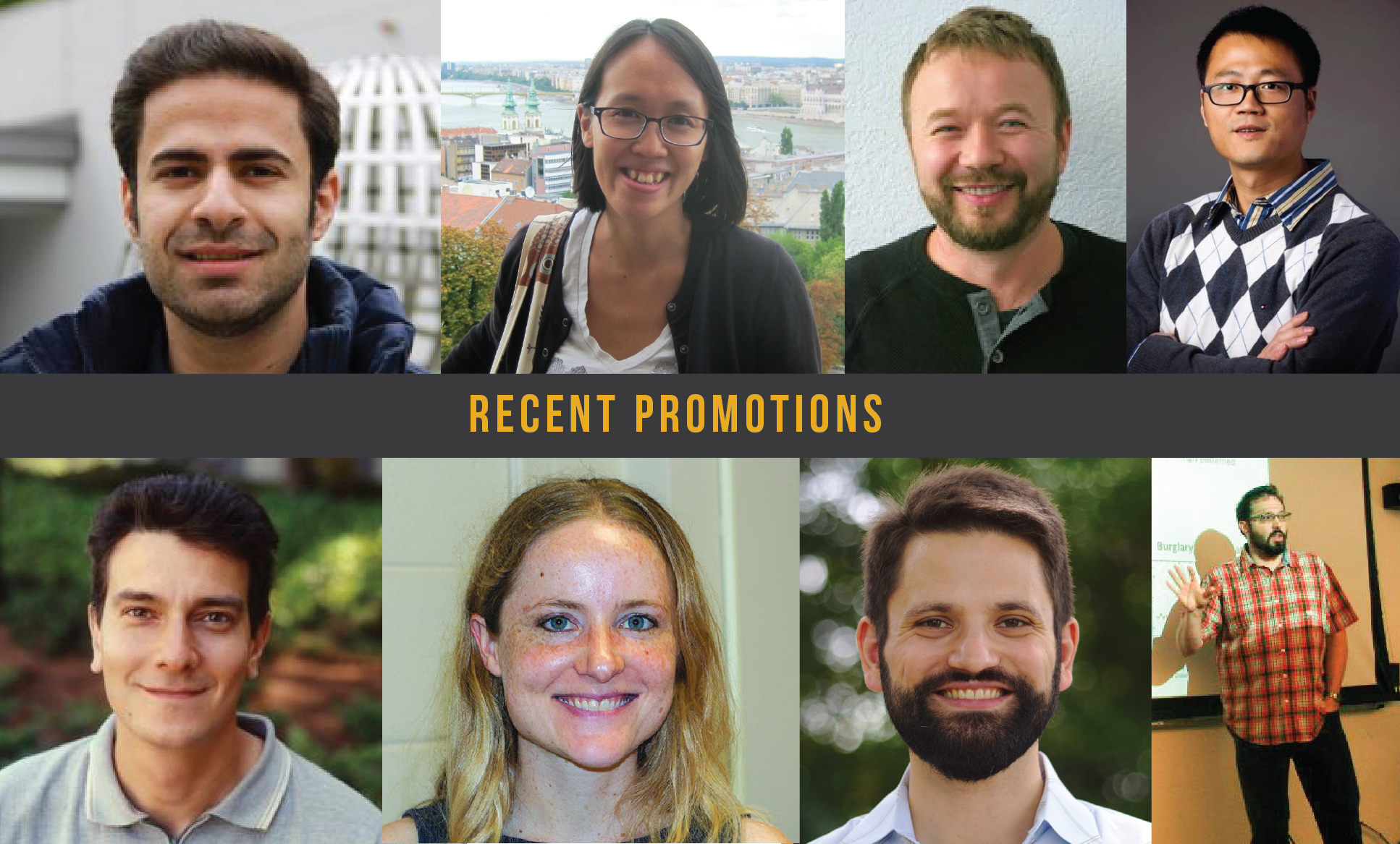 Recent Promotions