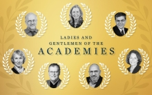 Georgia Tech honors faculty elected this year to National Academy of Sciences, National Academy of Engineering, and American Academy of Arts and Sciences