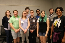 2019 College of Sciences Student Award Winners
