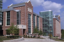 Ford Environmental Science Technology Building