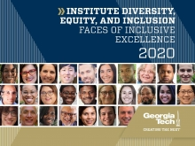 The 2020 Diversity Symposium also recognized Faces of Inclusive Excellence and Diversity Champion Award honorees